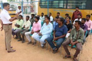 Harishree vidyalayam - van drivers