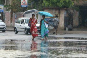 Luz avenue rain