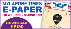Mylapore Times epaper